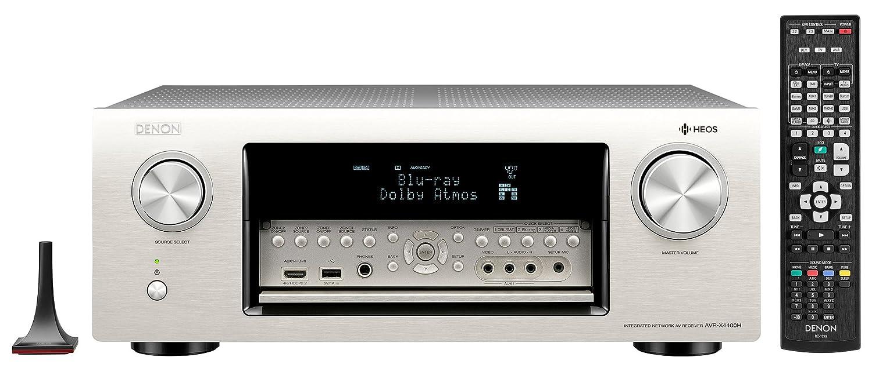 Sintoamplificatori: Denon AVR-X4400H 7.2