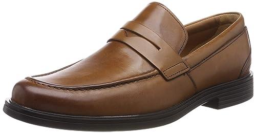 Clarks Un Aldric Step, Mocasines para Hombre: Amazon.es: Zapatos y complementos