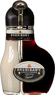 Sheridans Coffee layered Likör - 1 x 0.5 l