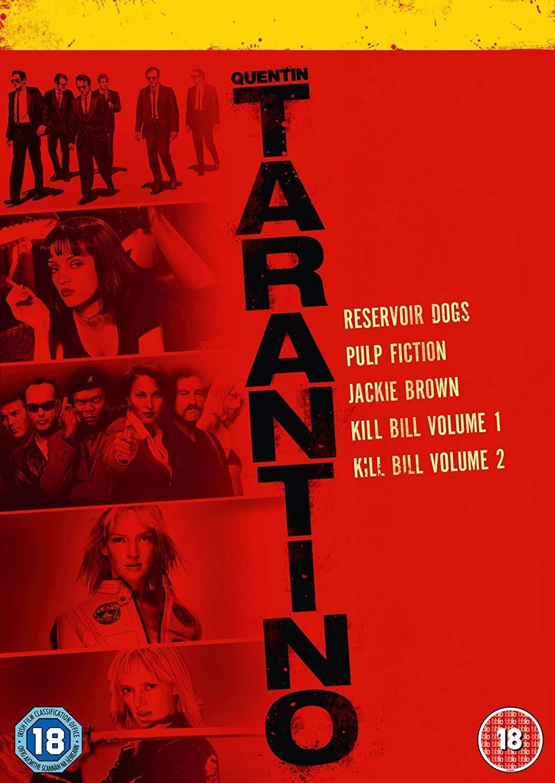 Quentin Tarantino Collection [DVD] by Harvey Keitel: Amazon.es ...