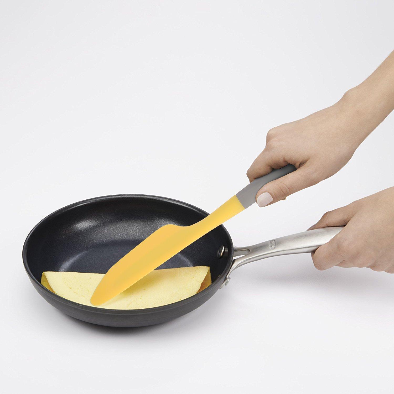 Silicone spatular