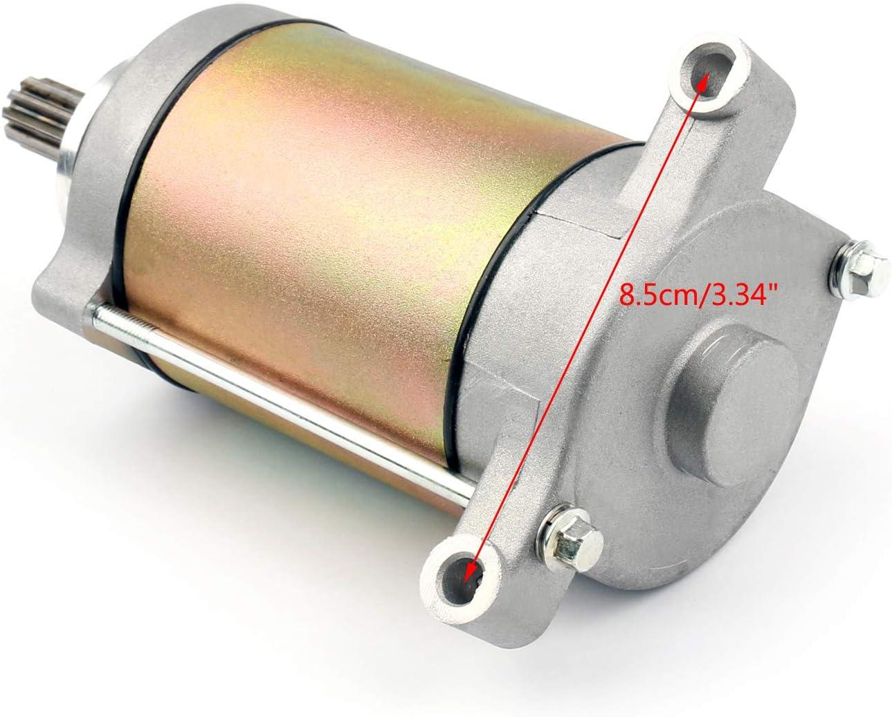 Areyourshop Motor Starter For CF Moto CF500 EFI Tracker X5 X6 Z6 Rancher 600 Linhai ATV M550