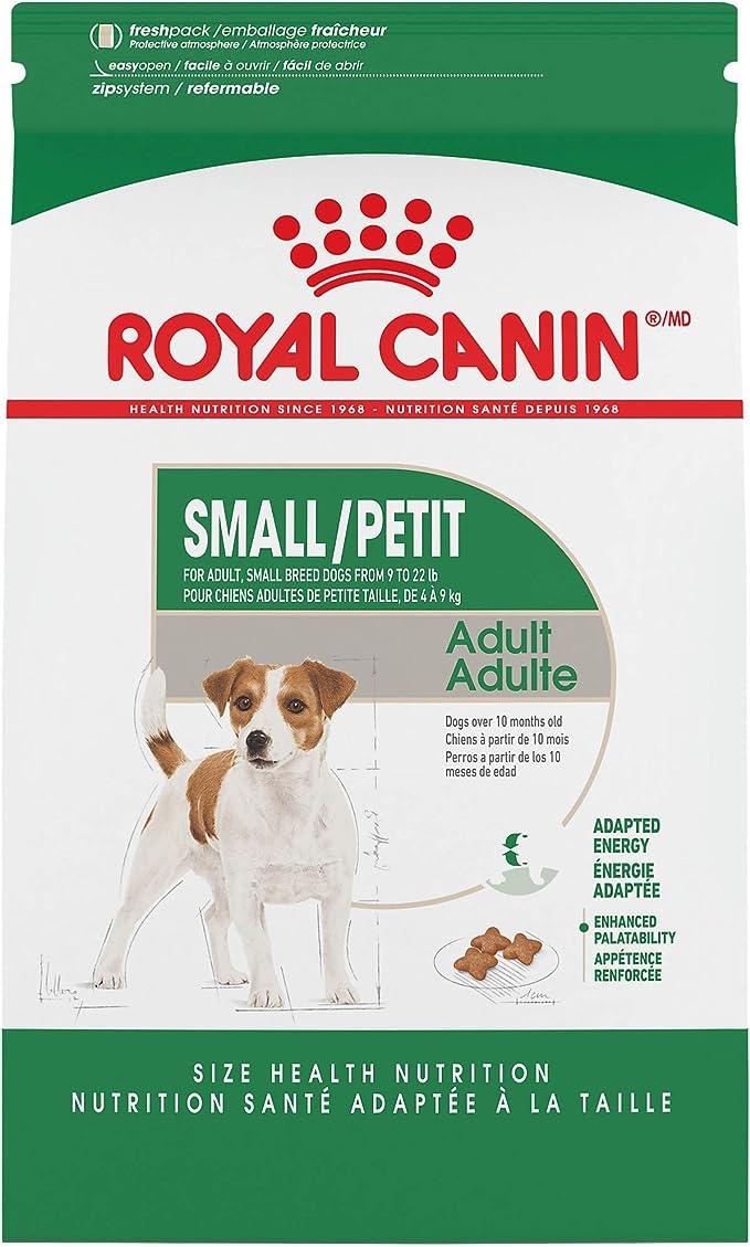 Amazon Com Royal Canin Small Breed Adult Dry Dog Food 14 Lb Bag Pet Supplies