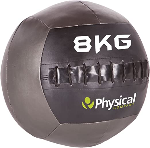Physical Company pared bola 1 kg a 10 kg balón medicinal (gimnasio ...