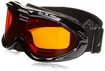 Alpina Optic Vision Goggles Black Amazoncouk Sports Outdoors - Alpina goggles