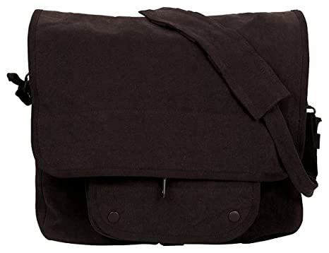 Amazon.com  Rothco Vintage Canvas Paratrooper Bag de944562a14