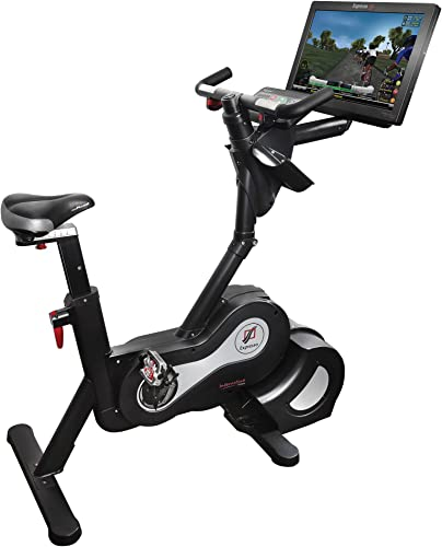 Interactive Fitness Expresso HD Upright Exercise Bike
