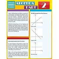 Algebra Part 2 (Speedy Study Guides: Academic)