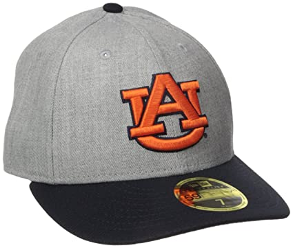 Buy NCAA Auburn Tigers Adult Change Up Redux Low Profile 59FIFTY Fitted Cap fcfe0ce74111