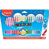 Maped 861013 de lápices Color Peps Wax 24, estuche de ...
