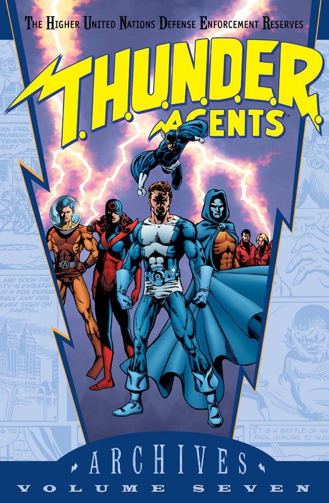 Download Thunder Agents Archives Hc Vol 07 pdf epub