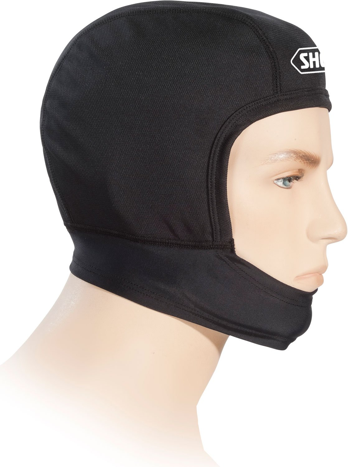 Shoei Full Head Liner Off-Road Helmet Accessories - Black One Size