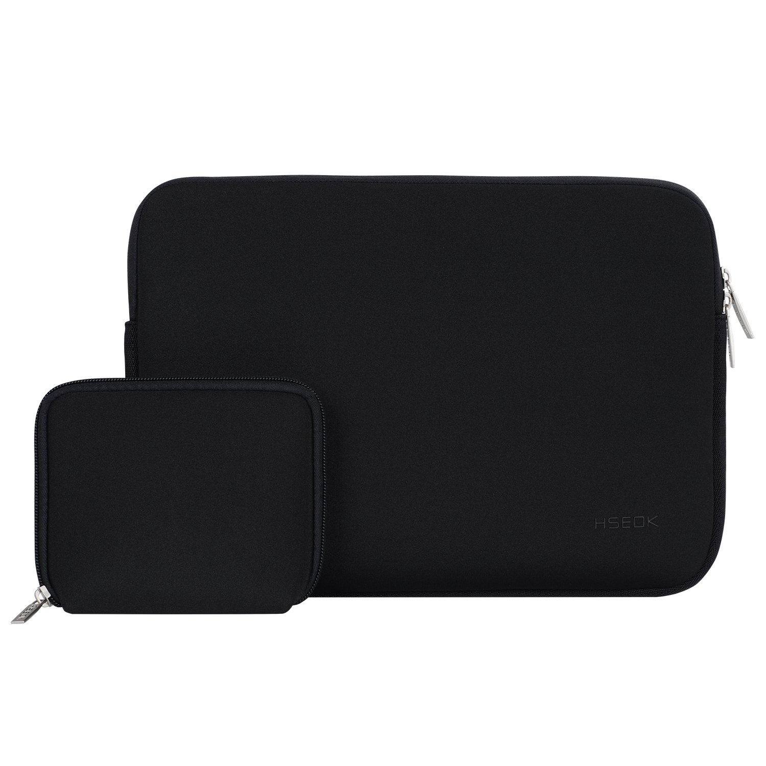 55d2b5d568af Hseok 15.6 Inch Laptop Case Sleeve, Water-Resistant Sleeve with Small Case  for 15.4 Inch New MacBook Pro A1707/ MacBook Pro A1286, 15.6 Inch ...