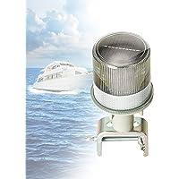 Navigatieverlichting Zonne-energie, bootverlichting 0,5nm visuele afstand met IP65 waterdichte, afneembare beugel voor…