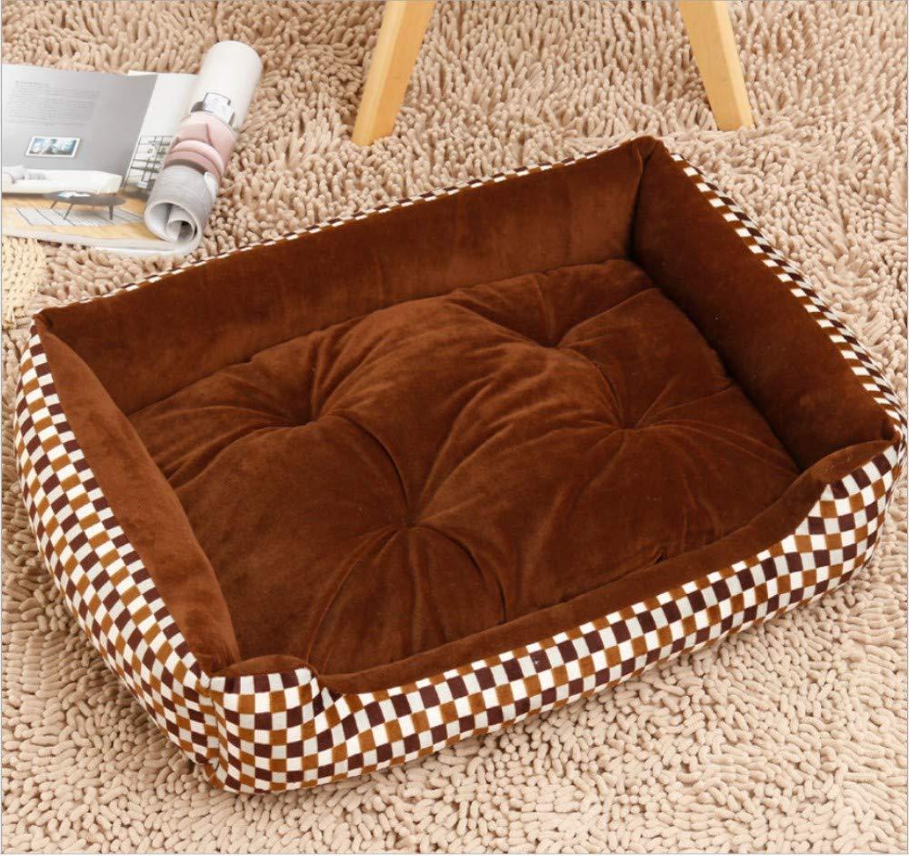 C XXS(45X31CM)GZDXHN Dog House Cat Nest Winter Warm Small Medium And Large Dog Pet Nest Dog Mat Pet Supplies,Xl(90X70Cm),G
