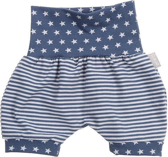 "Lilakind/"" Baby Kinder Hose Pumphose Jersey Fuchs Blau Gr Made in Germany 50//56-98//104"