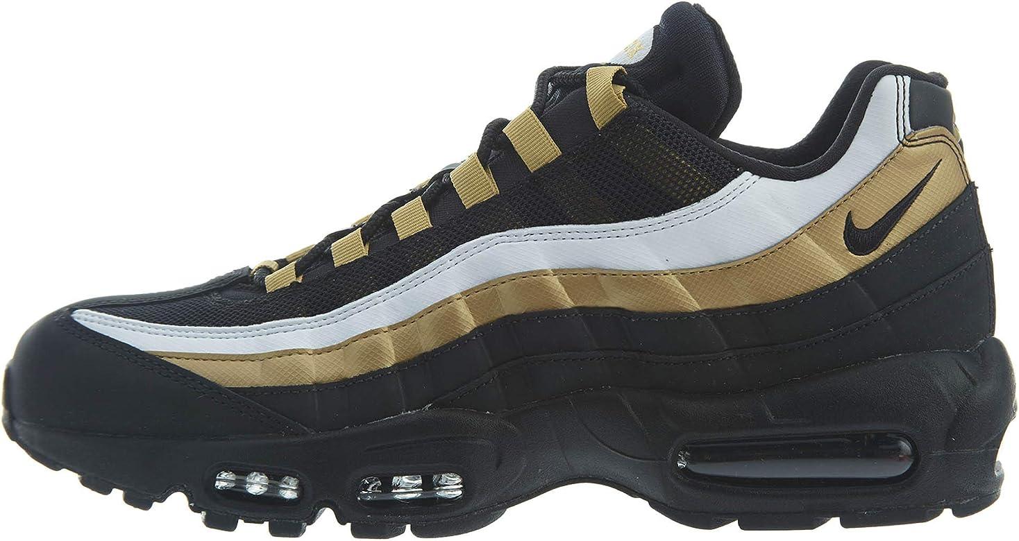 Nike - Zapatillas deportivas Air Max 95 para hombre , Negro (Black ...