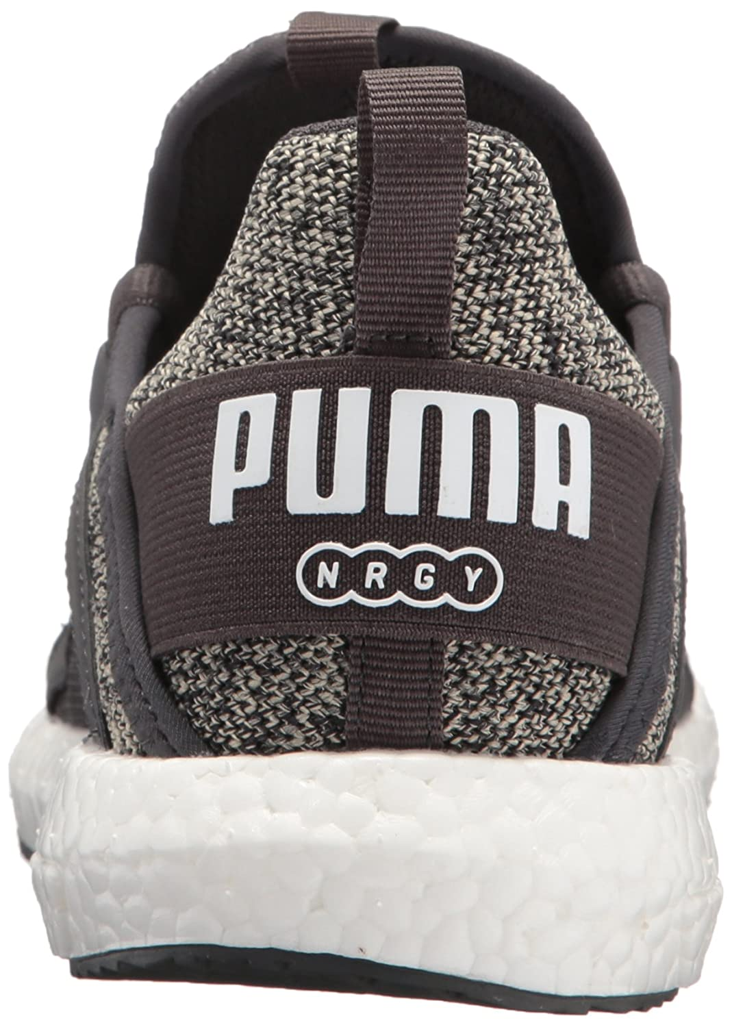 PUMA Womens Mega Nrgy Knit Low Top Lace Up Fashion Sneakers