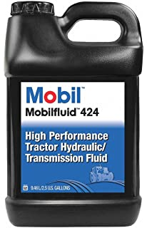 Amazon com: MOBIL FLUID 424 High Performance Tractor