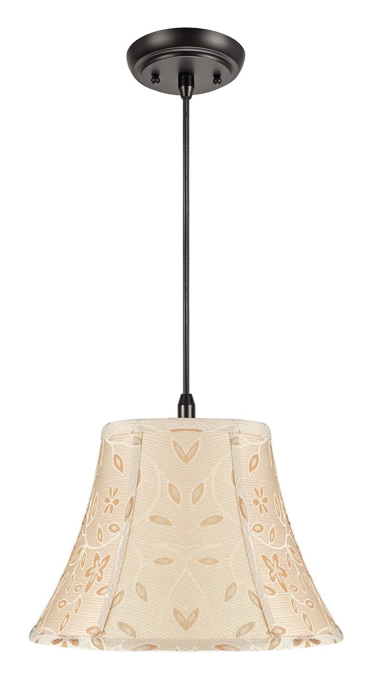 Amazon.com: Aspen Creative 70091 1-Light lámpara colgante de ...