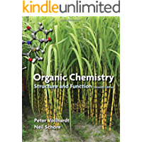 ORGANIC CHEMISTRY Structure and Function (English Edition)