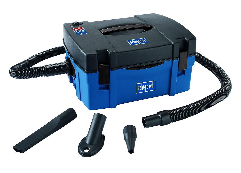 230 V Scheppach 5906301901 HD2P Syst/ème daspiration 1250 W Bleu