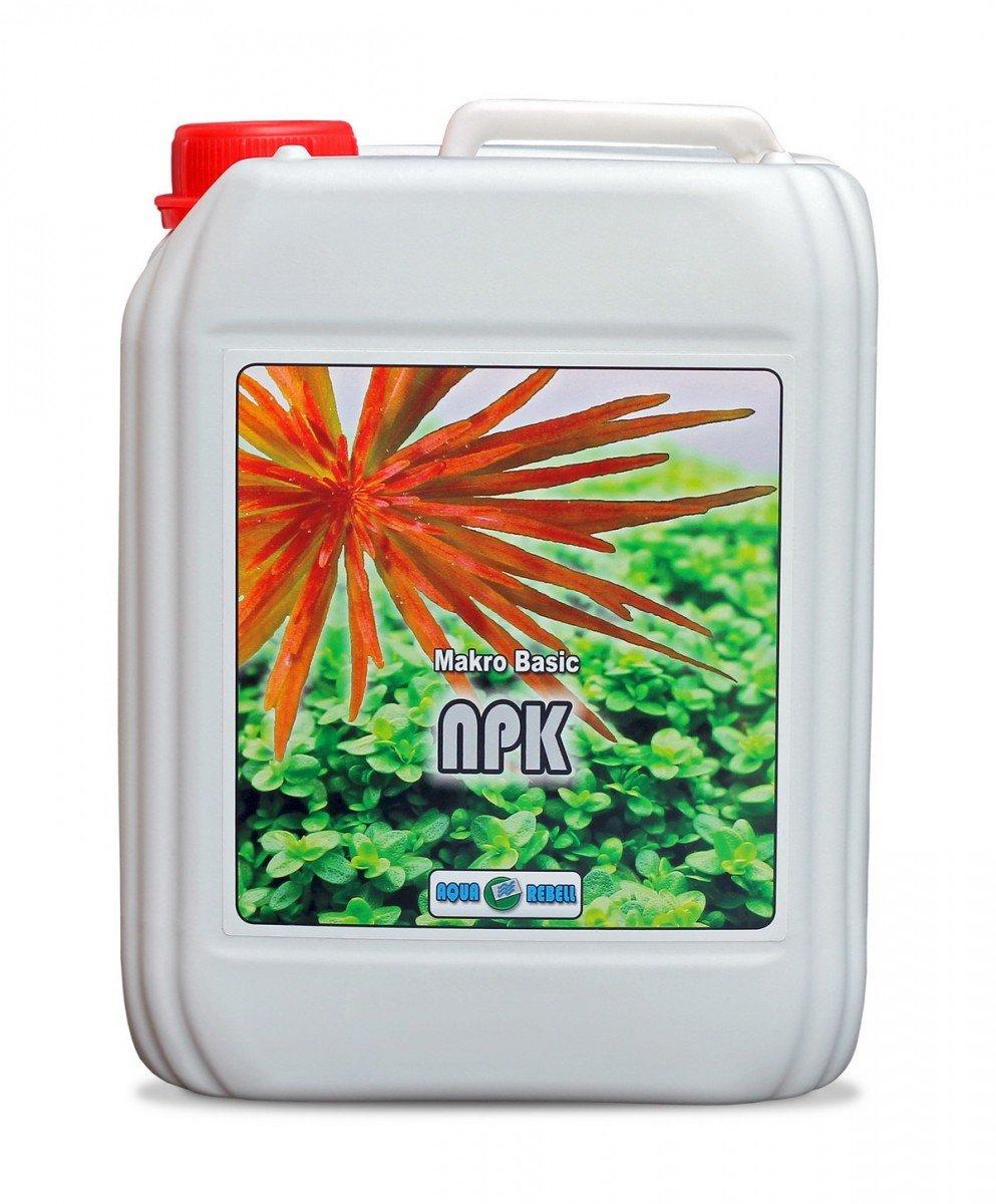 Aqua Rebell Makro Basic NPK 5l