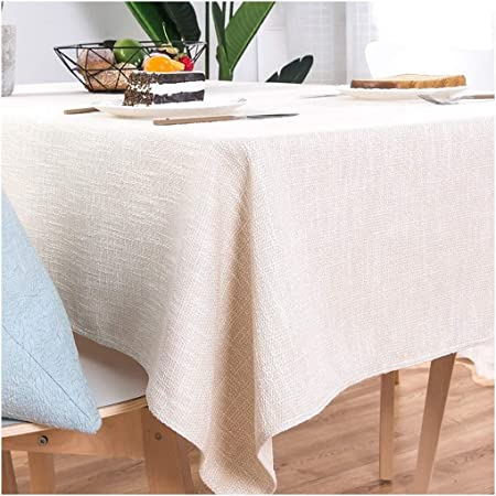 Gris Rectangular Mantel Manteles De Algodón Y Lino Paño De Mesa Tablecloth Simple Nórdico Hule Para