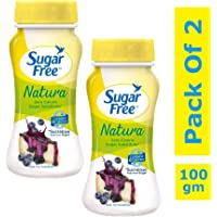 Sugar Free Natura Powder, 100g -Pack of 2