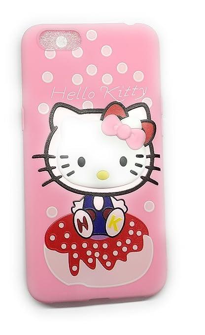 pretty nice deffd e5984 Oppo A71 Hello Kitty Back Cover: Amazon.in: Electronics