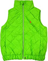 Polo Ralph Lauren Womens Quilted Down Puffer Vest