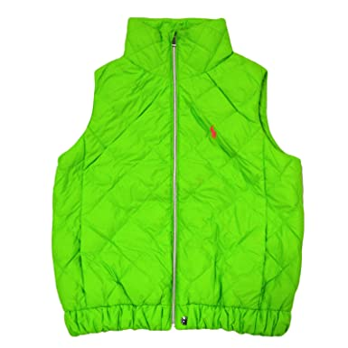 Polo Ralph Lauren Womens Quilted Down Puffer Vest at Amazon Women\u0027s Coats  Shop