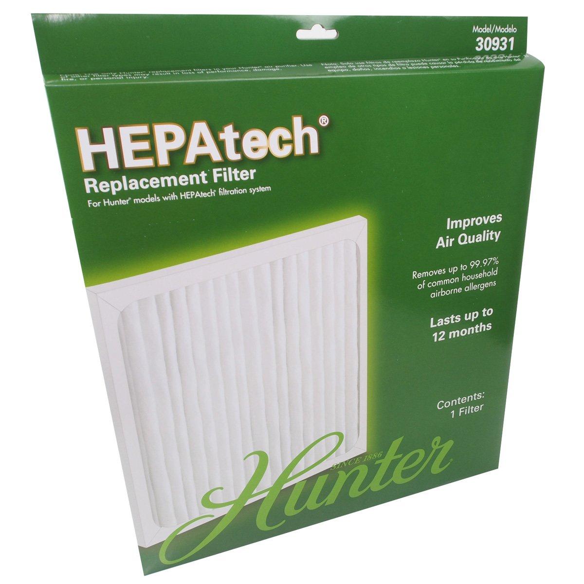 【激安大特価!】 HEPAtech B0002SP5H8 Replacement filter Model HEPAtech 30931 Model B0002SP5H8, 大野町:5d576f1b --- arianechie.dominiotemporario.com