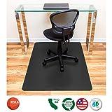 Resilia Office Desk Chair Mat – PVC Mat for Hard