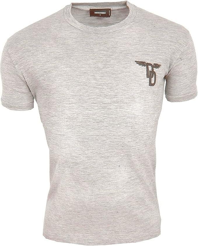 Dsquared - camiseta dsquared vintage - tu7 - s: Amazon.es: Ropa y accesorios