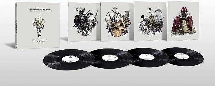 【Amazon.co.jp限定】NieR Replicant -10+1 Years- Vinyl LP Box Set (アナログ盤) (メガジャケ付) [Analog]
