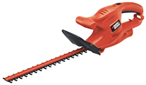 Black & Decker TR117 3.2-Amp Hedge Trimmer, 17""