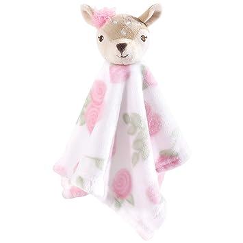 94836c543651 Amazon.com   Hudson Baby Animal Friend Plushy Security Blanket