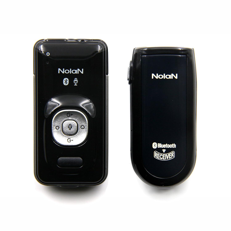 Nolan LiveMICRX Bluetooth Wireless Micrófono remoto y Voz receptor conjunto, de largo alcance, de baja latencia, claridad de sonido.