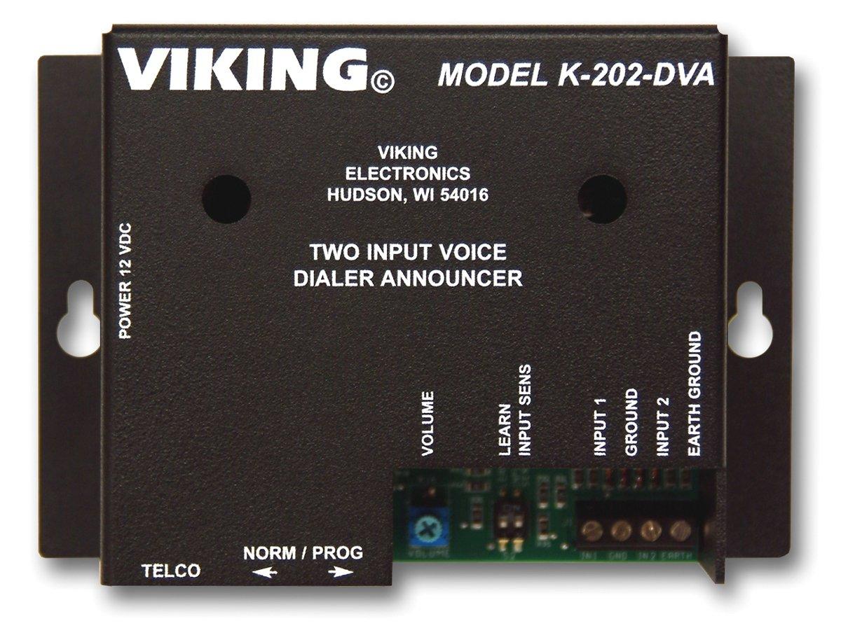 Viking Electronics Two-Input Voice Alarm Dialer