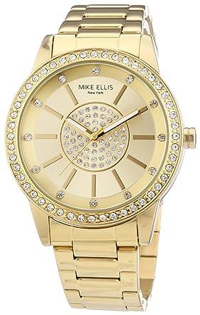 Mike Ellis New York M3094/1 - Reloj de pulsera para mujer ...