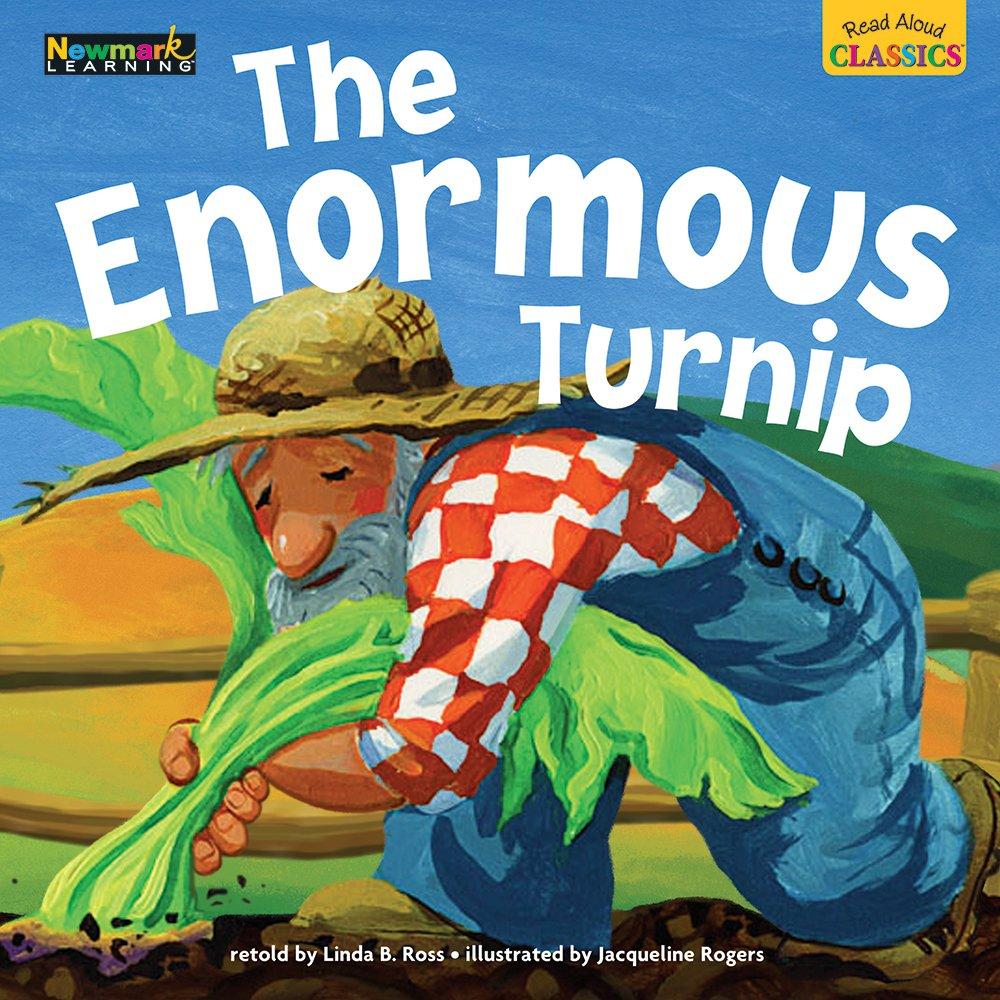 Download Read Aloud Classics: The Enormous Turnip Big Book pdf