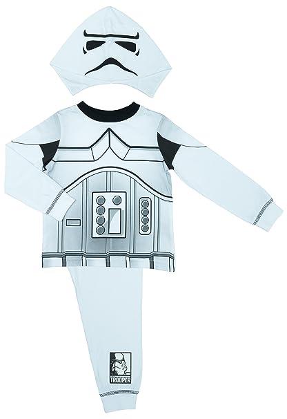 Star Wars Stormtrooper Niños Pijamas - Edad 2-8 años - 3-4 Years