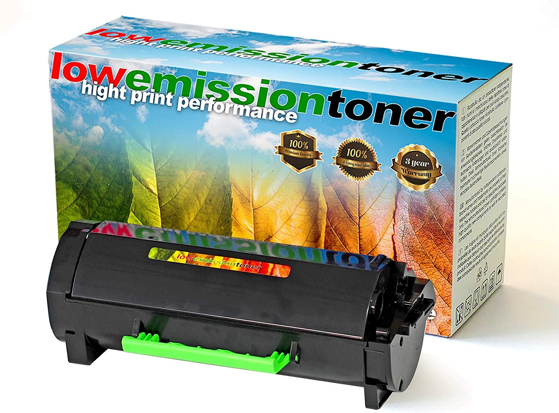 Druckerpatrone Low Emission Kompatibel Zu Lexmark 512h Elektronik
