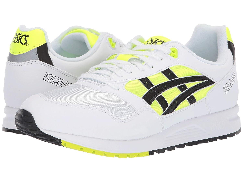 [アシックス] [アシックス] メンズランニングシューズスニーカー靴 Gel-Sage [並行輸入品] USMen's B07PXZYMB7 Safety Yellow Yellow/Black/Black USMen's 11.5 (29.5cm) Medium USMen's 11.5 (29.5cm) Medium Safety Yellow/Black, 中善画廊:f1ce2e2b --- itxassou.fr