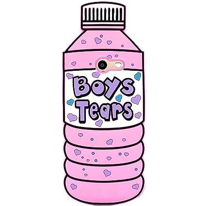 Mulafnxal Boys Tears Case for Samsung Galaxy J3 Emerge Prime J3 2017,Soft Fun Kawaii Character Unique Girls Kids Silicone Rubber Shock Proof ...