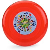 CocoRio Plastic Hi Fly Flying Disc Frisbees Combo Set for Kids, Adults and Dogs (Random Colours)