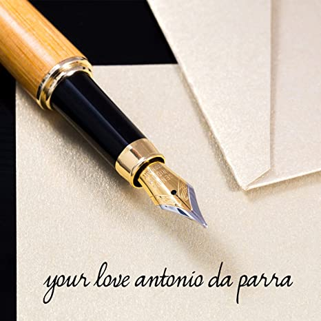 Amazon.com: Estuche para pluma estilográfica, calidad ...