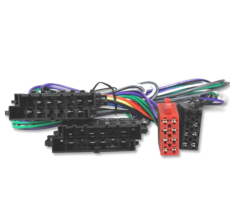 1304W# Autoradio Adapterkabel für VOLVO 740, 850, 940, 960 ...