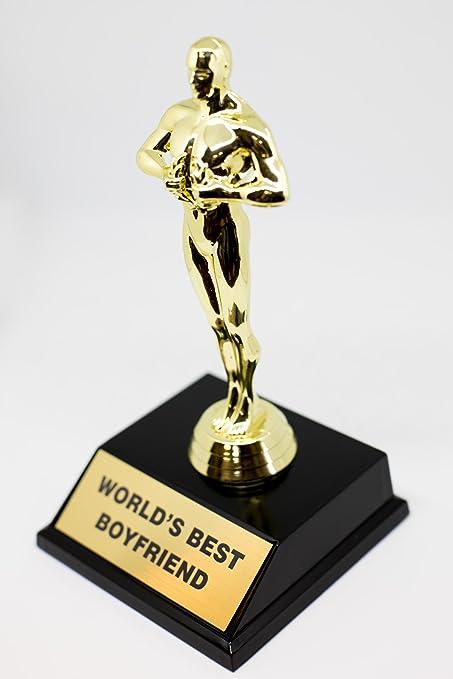 Mejor novio del mundo trofeo de premio, ...